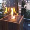Juppi - Alpenfeuer mit Bioethanol