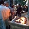 CHILL - die lässige Feuersäule (Gasbetrieben)